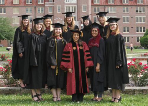 2014 Spring Graduates