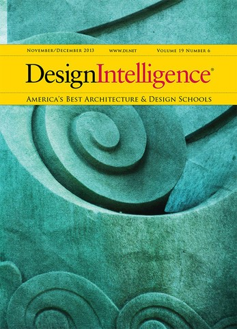 The Graduate Program Of Florida State University Department Interior Architecture And Design Has Been Ranked By DesignIntelligence A Yearly Publication
