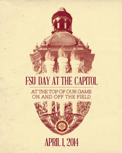 FSU Day at the Capitol 2014