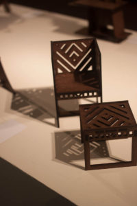 tiny laser cut furniture