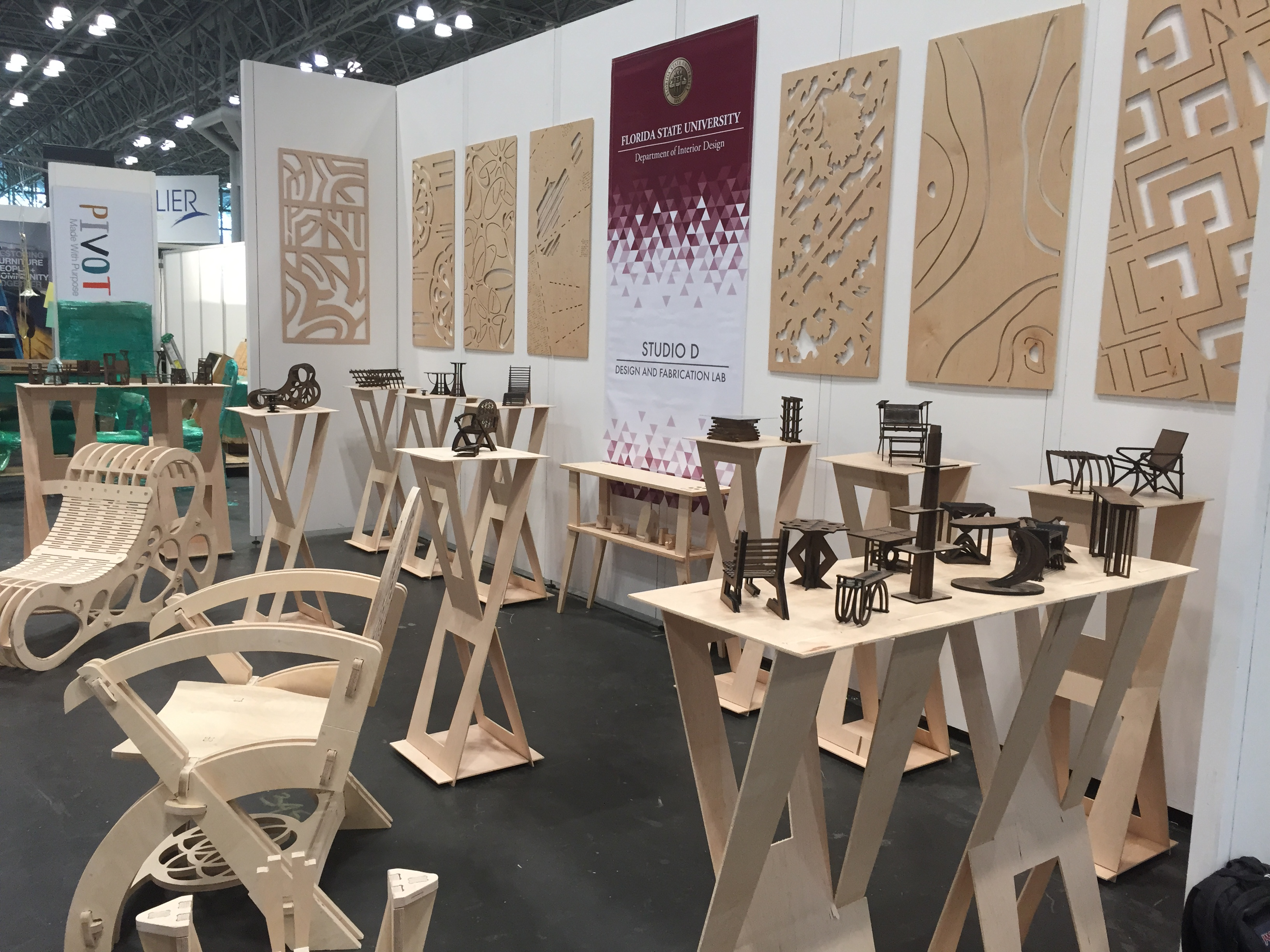 ICFF Booth 2015