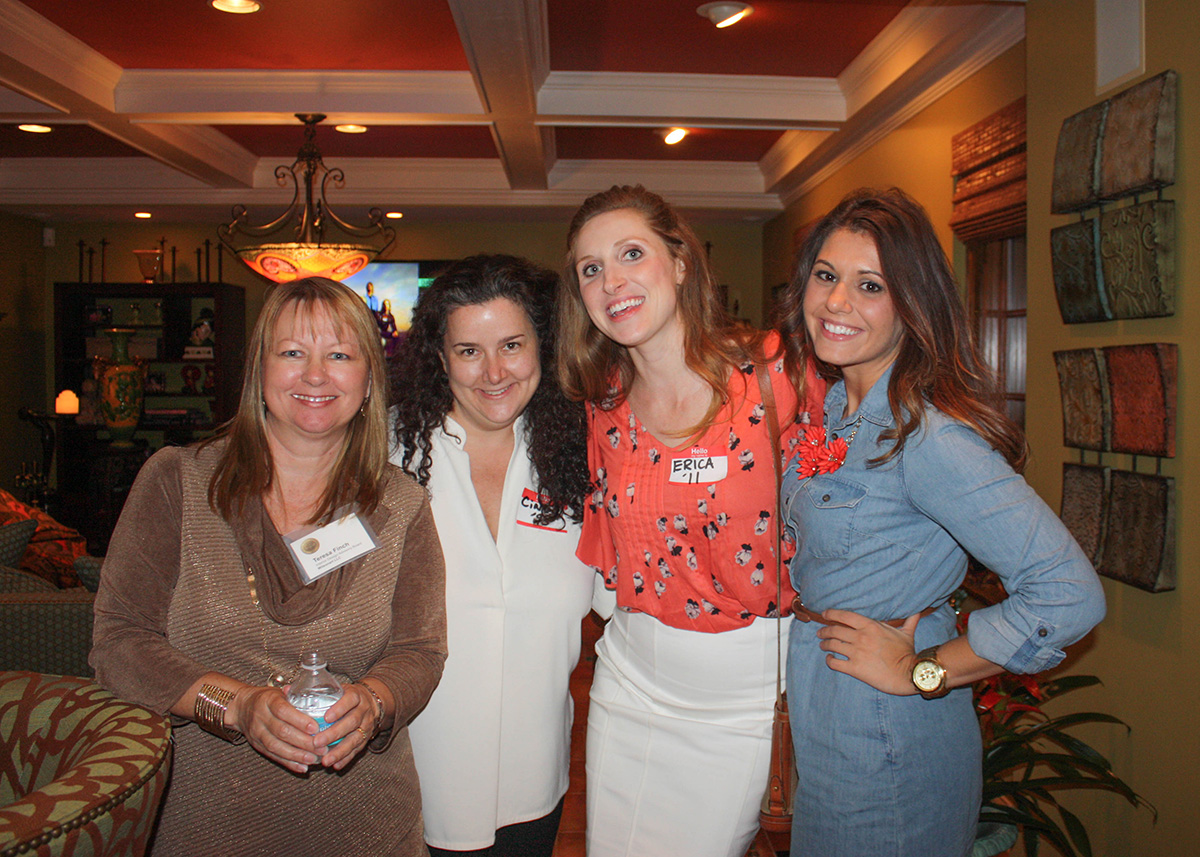 Interior Design Alumni Event Held In Orlando