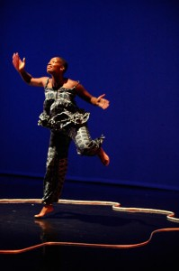 Lela Aisha Jones awarded a New Stages Dance Initiative Grant