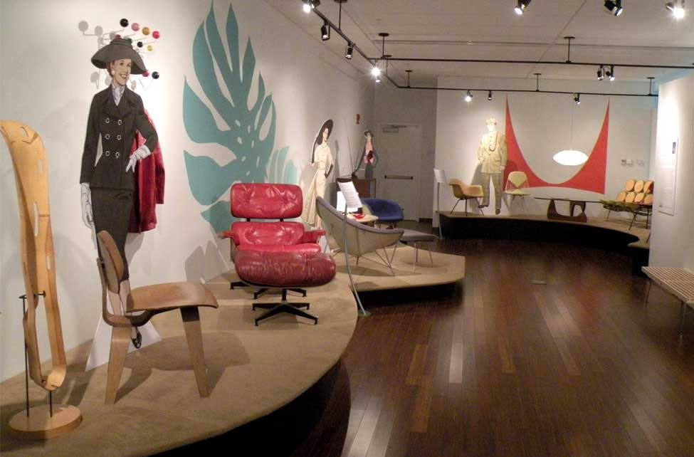 Wiedegreen's Classic Herman Miller Exhibition Receives ASID Honorable Mention