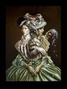 Carrie Anne Baade in International Invitational Group Exhibition: Visionaries; Past, Present, and Future