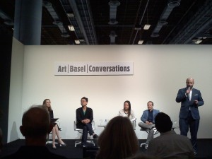 Art Basel Conversation