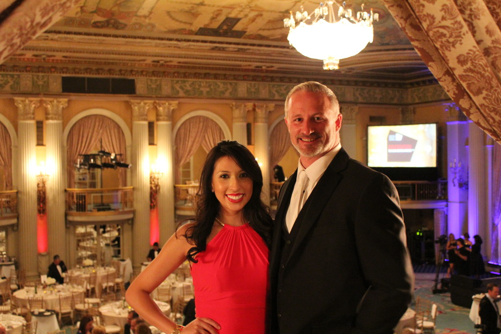 Melanie Murata & Tony Purvis