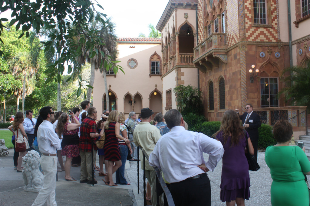 Interior Design Alumni Reception at The Ringling