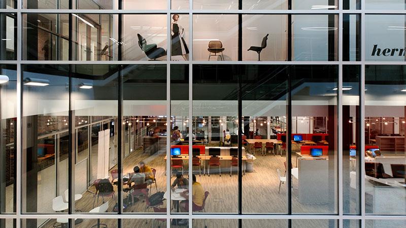 FSU College of Fine Arts William Johnston Building WJB