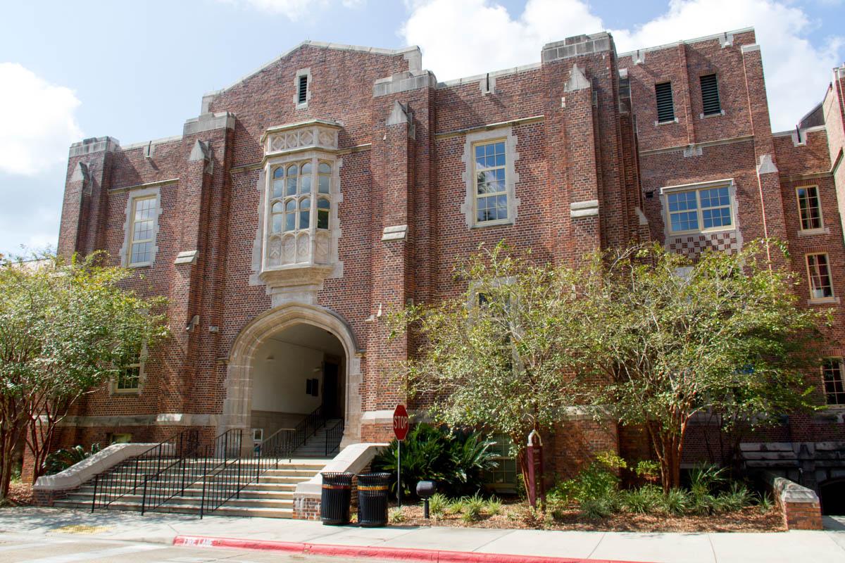 Montgomery Building Exterior