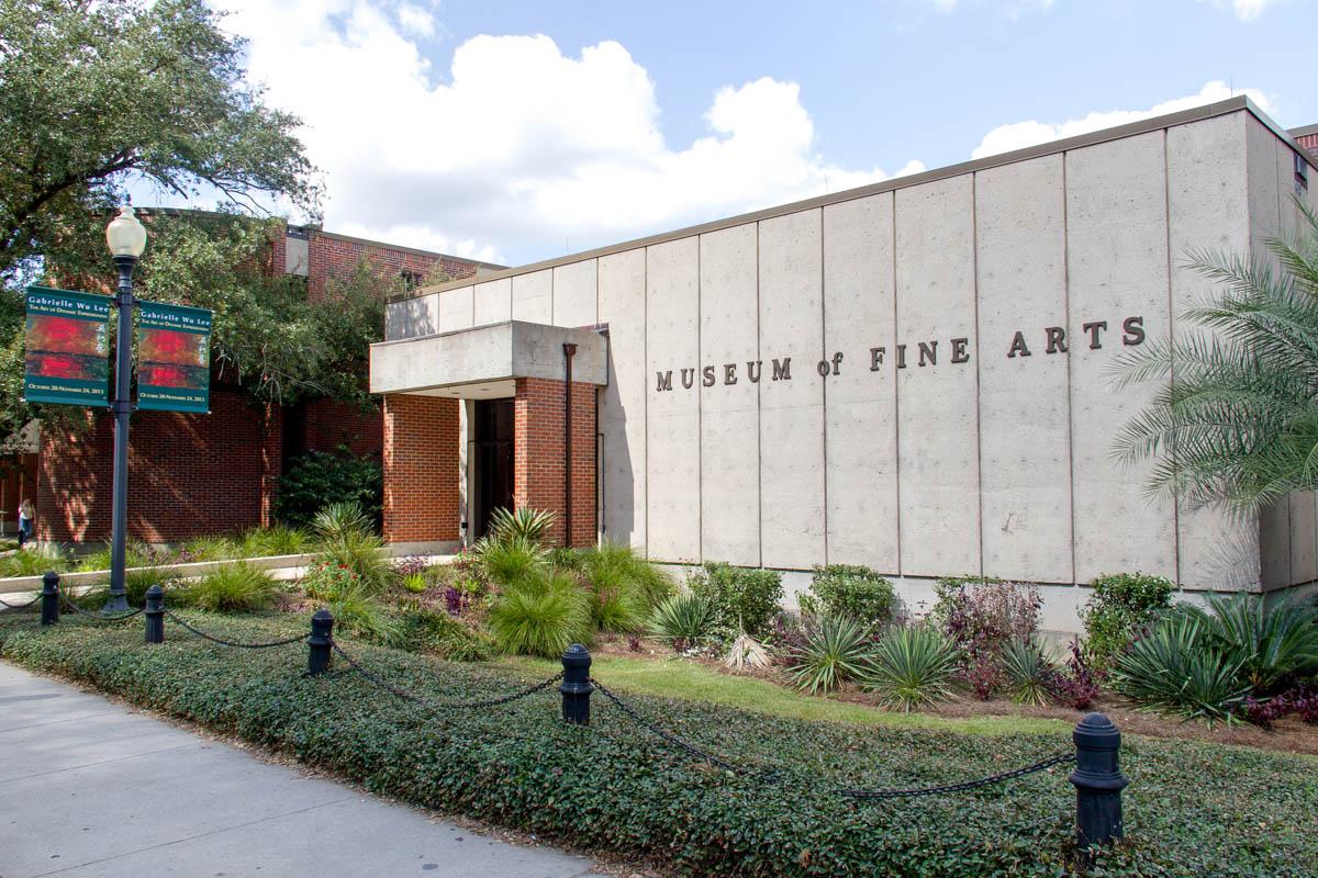 Museum of Fine Arts Exterior