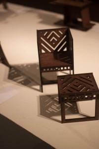 tiny laser cut furniture