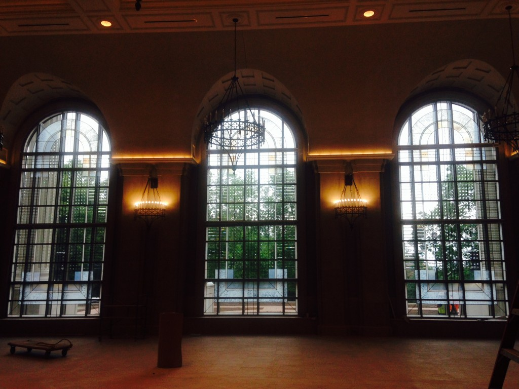 Belmont Windows