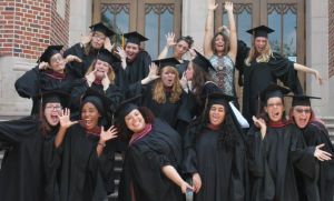 Art Therapy Graduating Class of 2014