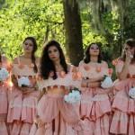 5 girls looking upset