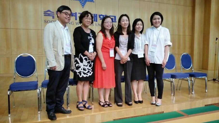 FSU Alums at Cross-Cultural Asian Art Education International Conference in South Korea