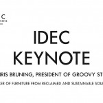 IDEC & Chris Bruning name