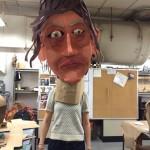 Cardboard Head