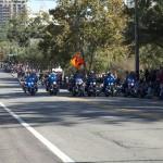 FSU Homecoming Parade, Police