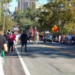 FSU Homecoming Parade Chief Osceola and Renegade
