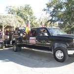 FSU Homecoming Parade, Seminole Tribe of FL Elders