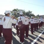 FSU Homecoming Parade, FSU Marching Chiefs