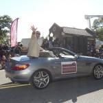 FSU Homecoming Parade, Grand Marshal