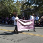 FSU Homecoming Parade, President Thrasher