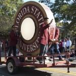 FSU Homecoming Parade, Spirit Drum