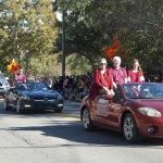 FSU Homecoming Parade, procession