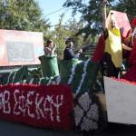 FSU Homecoming Parade, Float