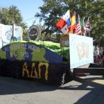 FSU Homecoming Parade, FSU Float