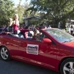 FSU Homecoming Parade, Miss Florida