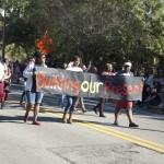 FSU Homecoming Parade, building our present