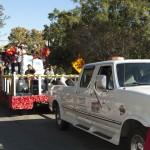FSU Homecoming Parade, Student Union Float