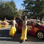 FSU Homecoming Parade, bellydancers association