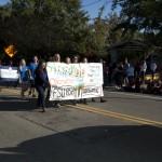 FSU Homecoming Parade, HSA banner