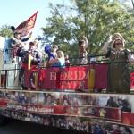 FSU Homecoming Parade,Springtime Tallahassee