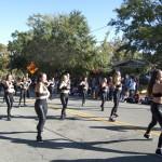 FSU Homecoming Parade, FSU dance team
