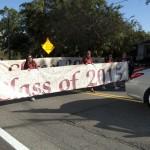 FSU Homecoming Parade, Class of 2015