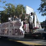 FSU Homecoming Parade, Basketball team