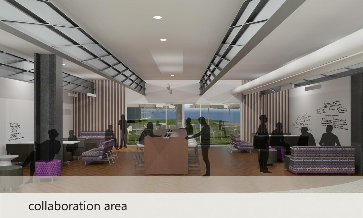 FSU College of Fine Arts Interior Design High Magnetic Field