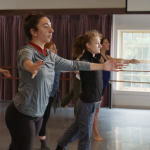 Jawole Dance Class