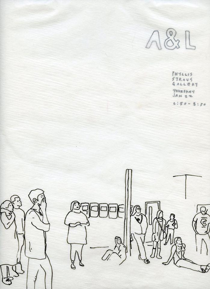 Art + Language Exhibition at Phyllis Straus Gallery