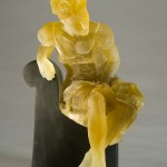 Nicolas Africano, American, born 1948 Untitled (Seated Figure), 2002 Gift of Philip and Nancy Kotler, 2012 SN11325.1