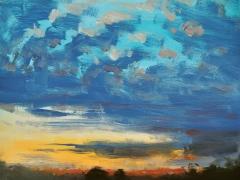 Verrier, Sunset