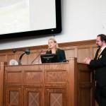 Creative Conversations: Dr. David Gussak and Piper Kerman