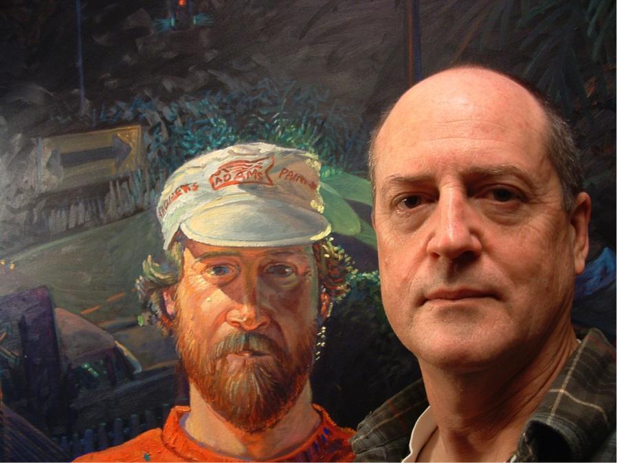 Tom Anderson 'Selfie' show