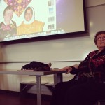 Lecture by Dr. Frances Anderson