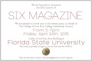 invite gala six launch.indd